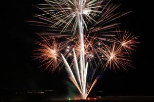 Feuerwerk für Firmenjubiläen Firmenfeier Thüringen Hessen