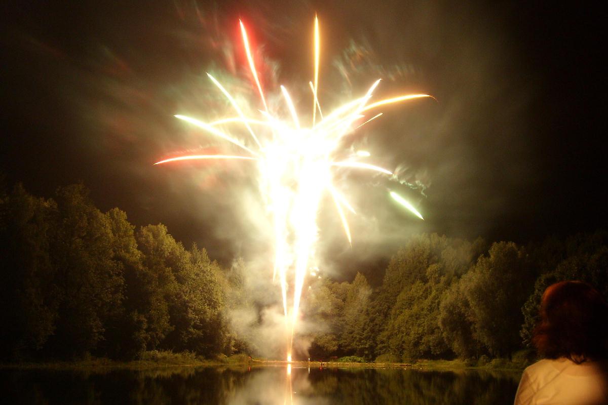 Feuerwerk Hochzeit Hochzeitsfeuerwerk Jubiläen Thüringen Hessen