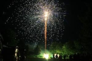 Feuerwerk Thüringen