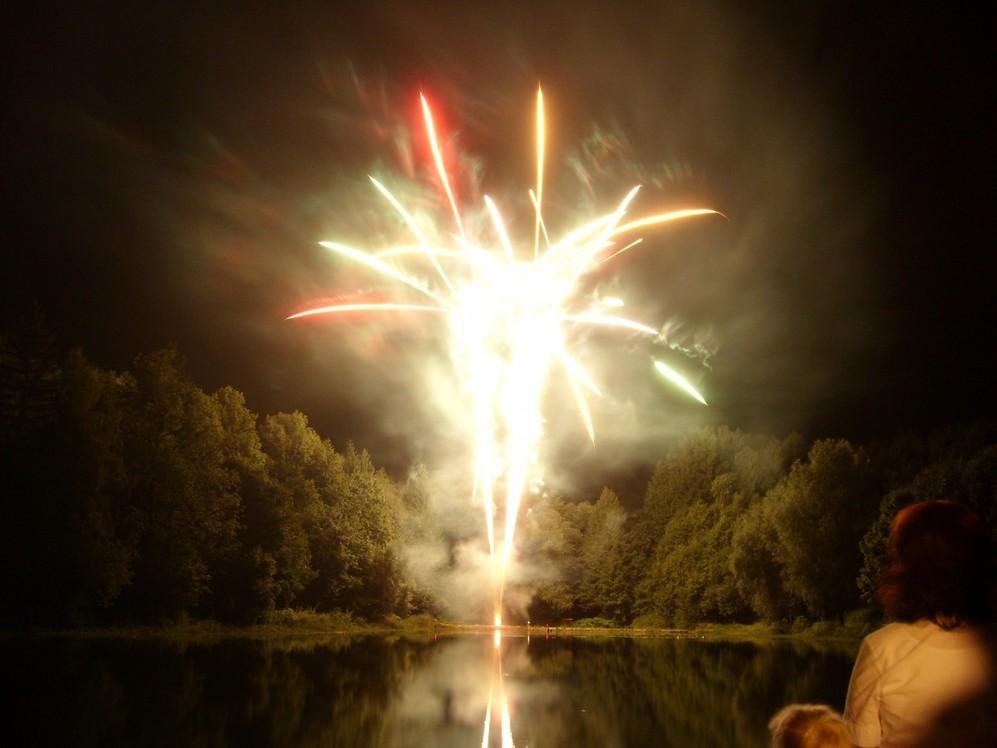 Hochzeitsfeuerwerk Thüringen