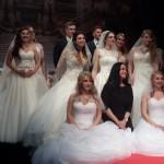 Feuerwerk Hochzeit Göttinger Hochzeitsträume Brautkleid Ringe Show
